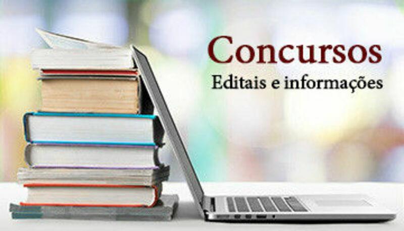 Concursos - Editais e informações