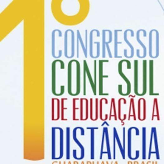 1º Congresso Cone Sul de EaD