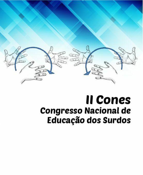 II Cones – Congresso Nacional de Educação dos Surdos