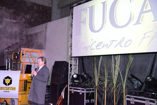 Unicentro lança 7ª edição do Festival Universitário da Canção no Shopping Cidade dos Lagos