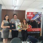 Professor de Turismo faz visitas técnicas à universidades da Bolívia