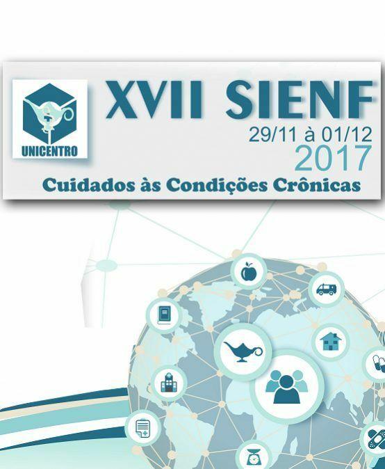SIENF 2017-XVII Semana de Integração de Enfermagem, XIII Seminário de Pesquisa e XI Seminário de Extensão