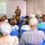 Segurança para pessoas idosas é tema de aula inaugural 2018 da Unati