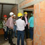 Unicentro recebe visita do coordenador da Unidade Gestora do Fundo Paraná (UGF)