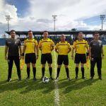 Departamento de Educação Física e Federação Paranaense se Futebol firmam parceria para formação de árbitros