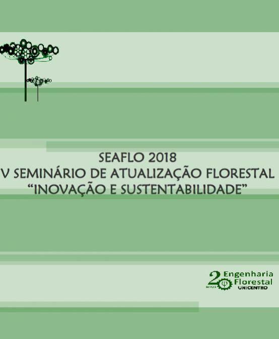 V Seminário de Atualização Florestal