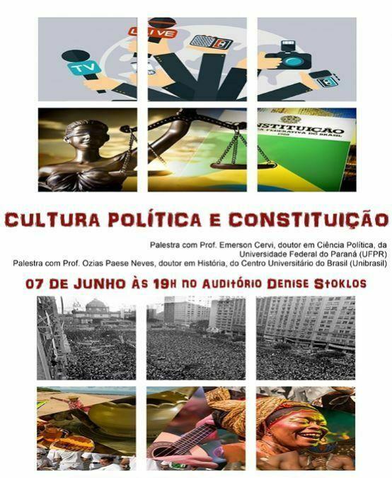 Cultura, Política e Constituição