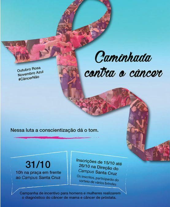 Caminhada contra o câncer