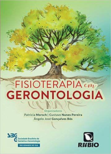 Professor da Unicentro é autor de capítulo de livro sobre Fisioterapia e Gerontologia