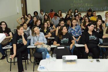 Tem início as aulas do cursinho Pré-Vestibular Unicentro