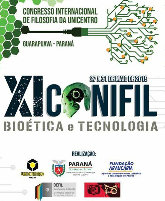 XI Conifil: Bioética e Tecnologia