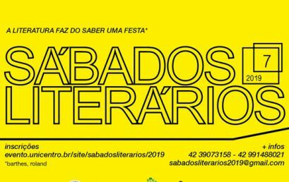 Sábados Literários – Natalia Borges Polesso