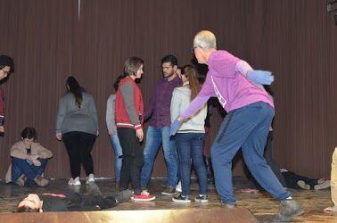 Vivência Teatral é tema de oficina no campus Irati