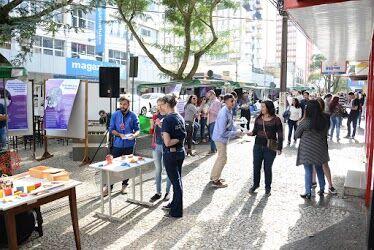 Unicentro na Comunidade: universidade invade as ruas de Guarapuava e Irati