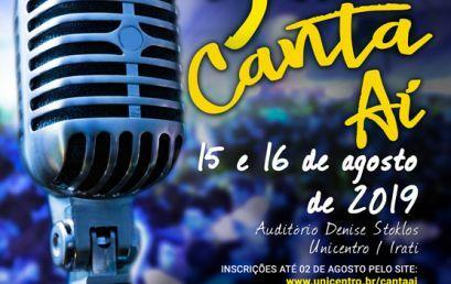 3º Festival Canta Aí