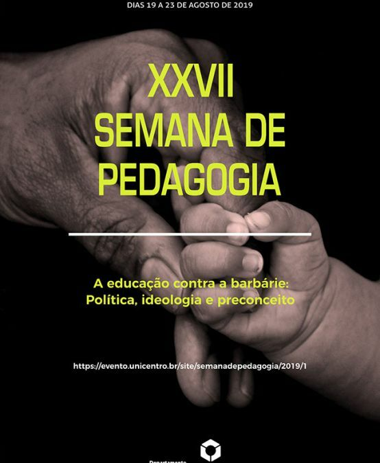 XXVII Semana de Pedagogia