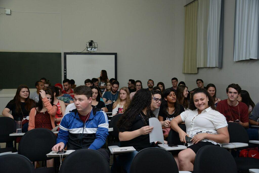 Estudantes de Matemática participam de Semana Acadêmica e Jornada