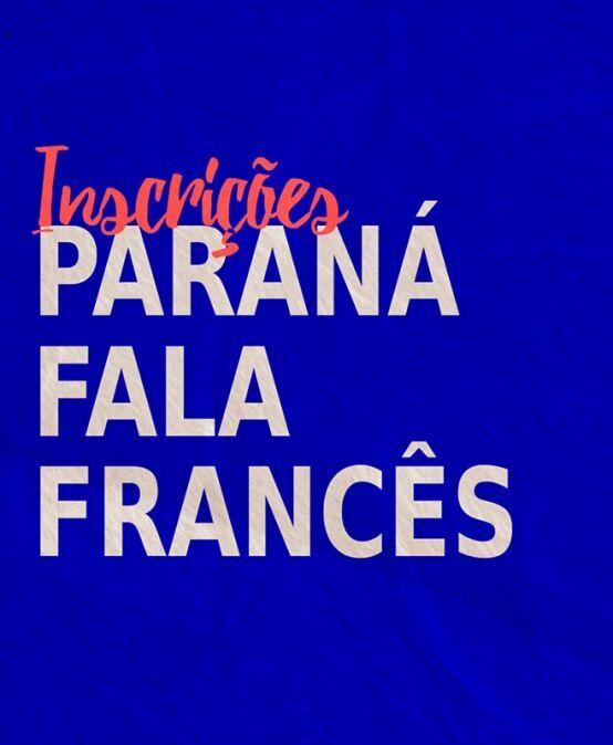 Paraná Fala Francês