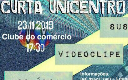 I Festival Curta Unicentro