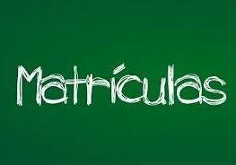 matrícula1