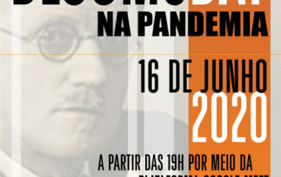 Bloomsday na Pandemia