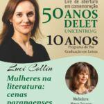 Departamento e Mestrado em Letras da Unicentro comemoram 50 e 10 anos