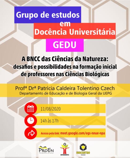 A BNCC das Ciências da Natureza: desafios e possibilidades na formação inicial de professores nas Ciências Biológicas