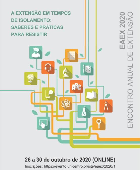 Eaex 2020 – Encontro Anual de Extensão