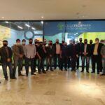 Comitiva do Parque de Tecnológico de Itaipu visita a Unicentro e o município de Guarapuava