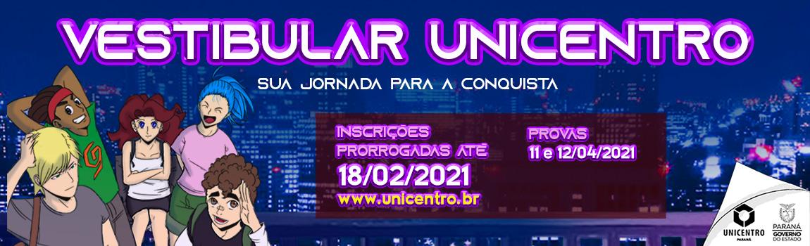 Vestibular Unicentro