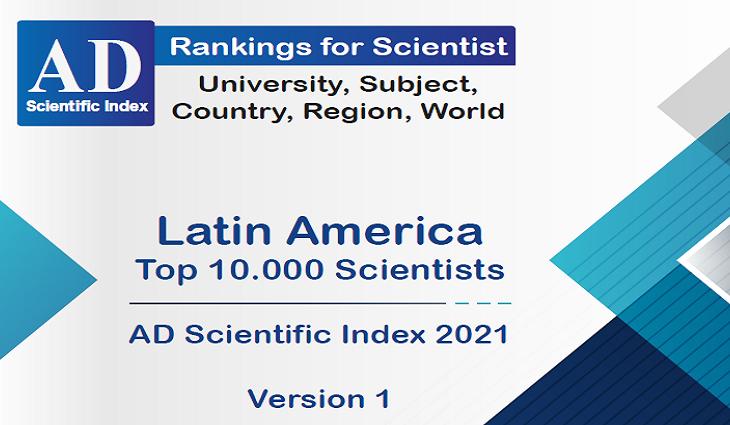 Sete pesquisadores da Unicentro figuram no AD Scientific Index