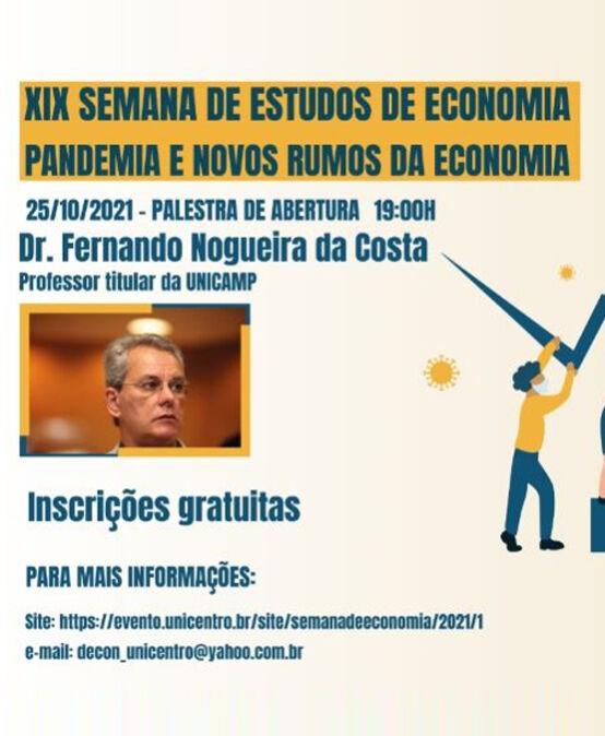XIX Semana de Estudos de Economia